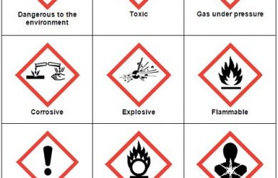 COSHH Chemical Safety Training